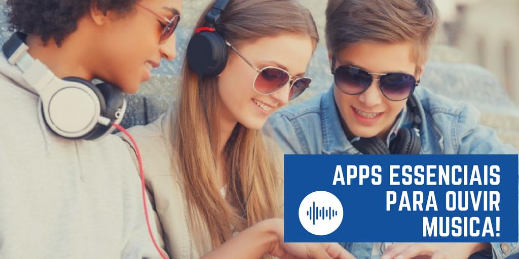 aplicativos de música