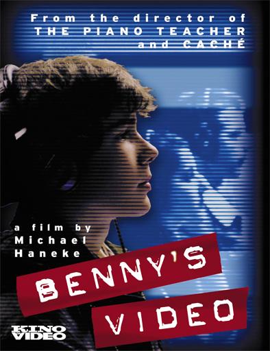 Ver El video de Benny (Benny's Video) (1992) Online