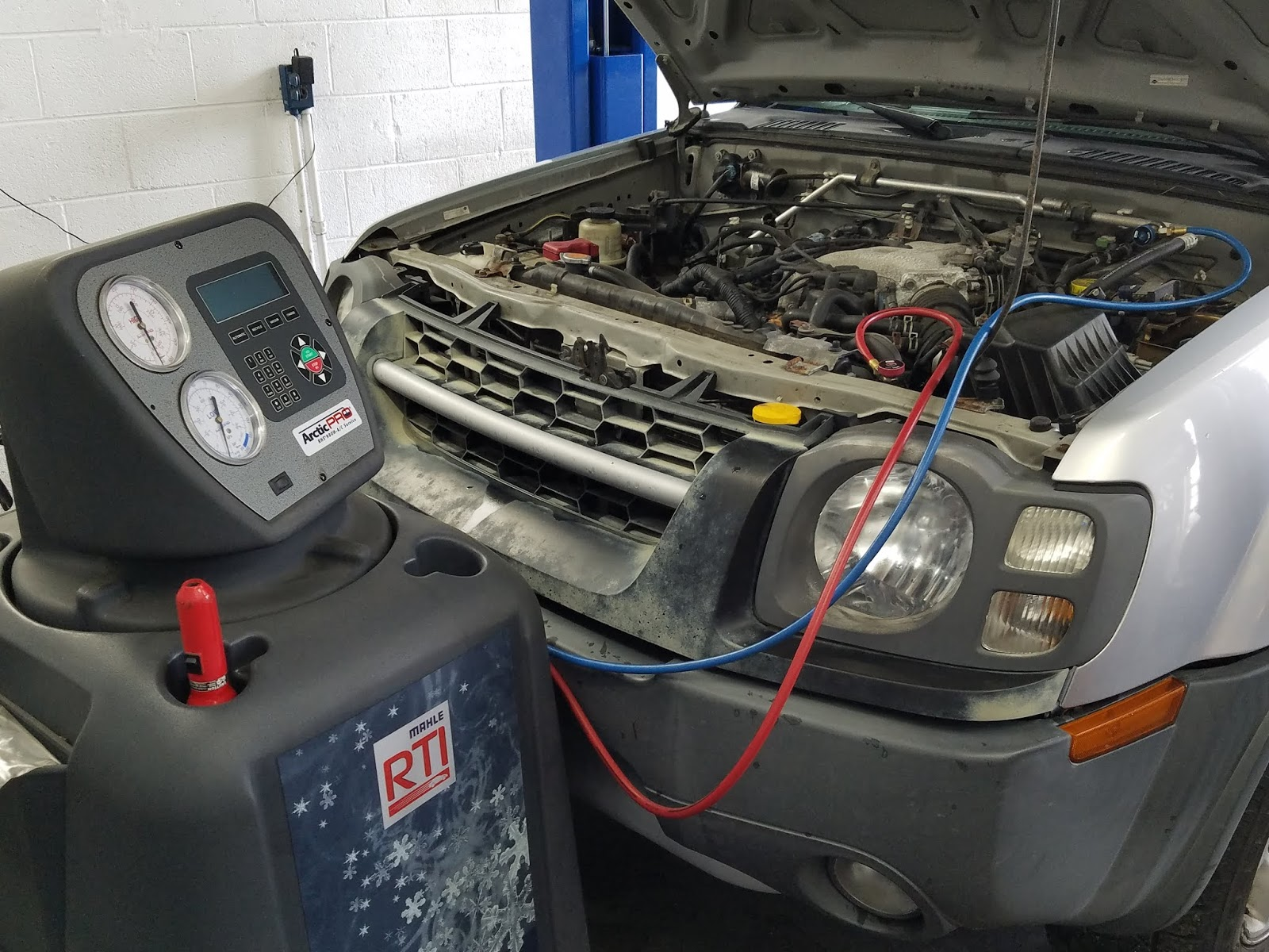 What is an AC Service? - Auto Correct Car Care