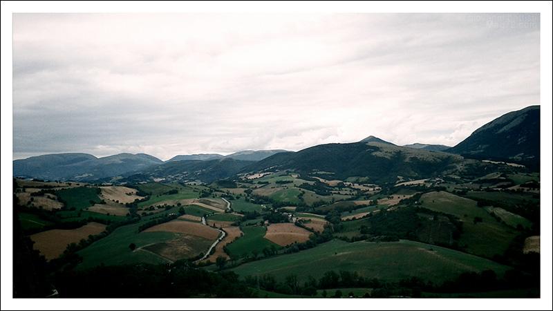 Panorama da Camerino