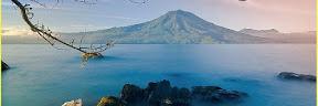 Keindahan Wisata Danau Ranau