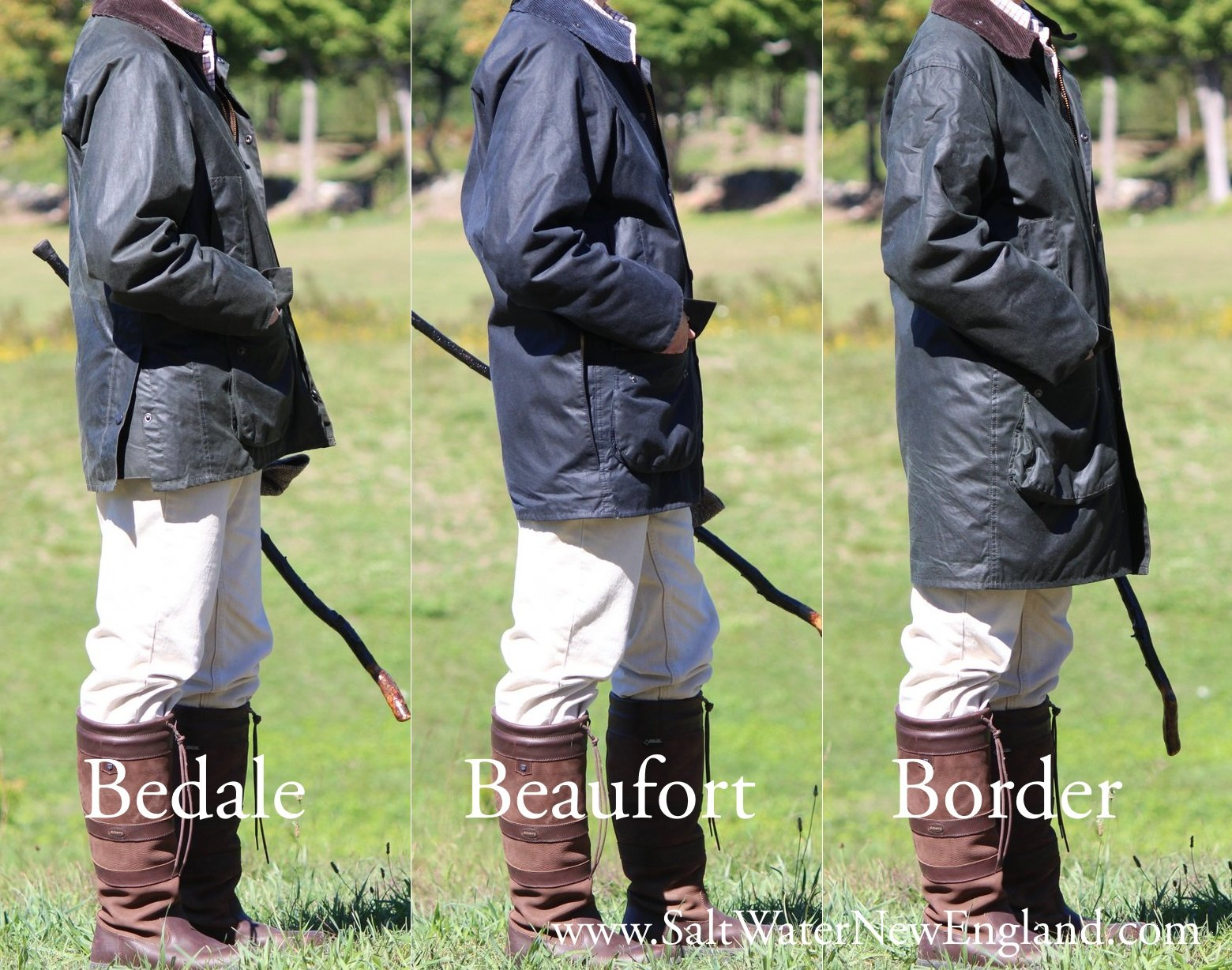 exquisite design unique design quality design Salt Water New England: Barbour Jackets: Bedale vs. Beaufort ...