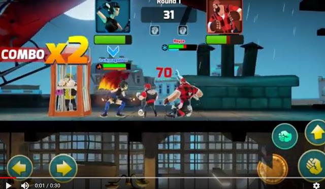 Scennshot Mayhem Combat Mod Apk