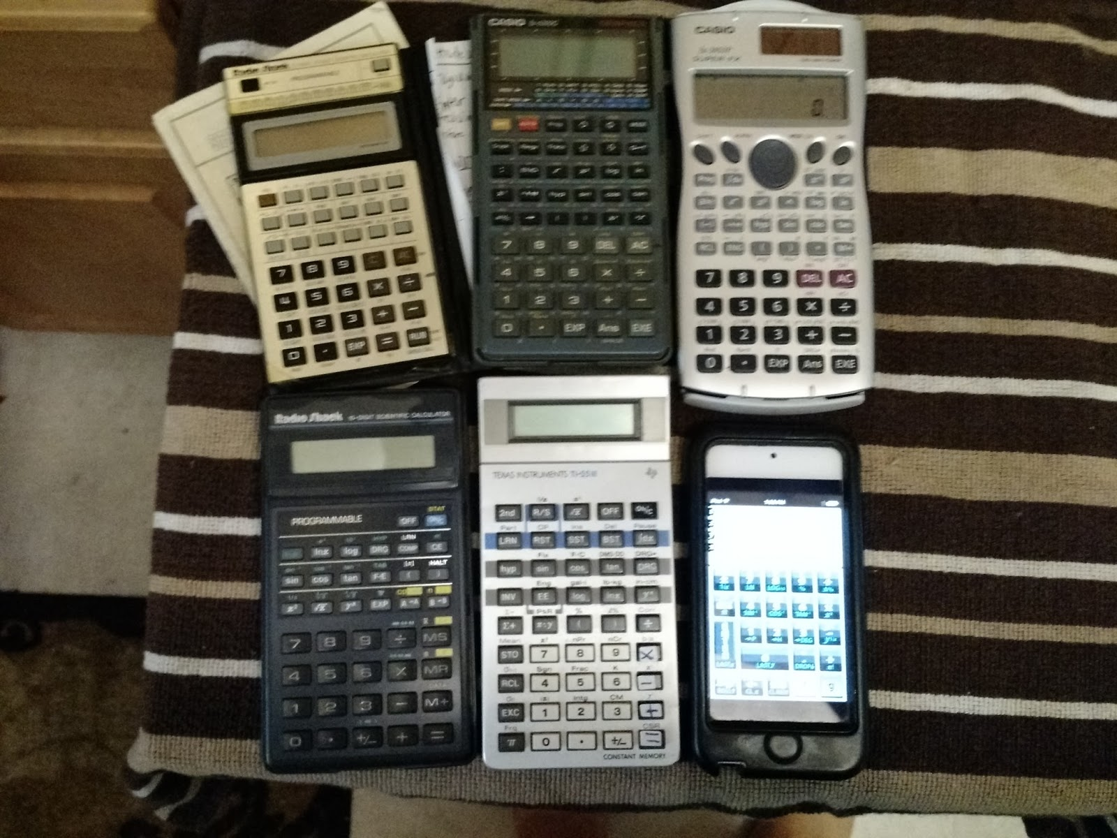Eddie's Math and Calculator Blog: The Calculator Minimalist