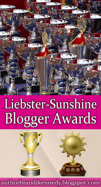 The Liebster-Sunshine Blogger Awards!