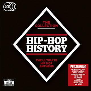 VA – Hip-Hop History: The Collection (2017) [WEB] [FLAC] [Rhino]
