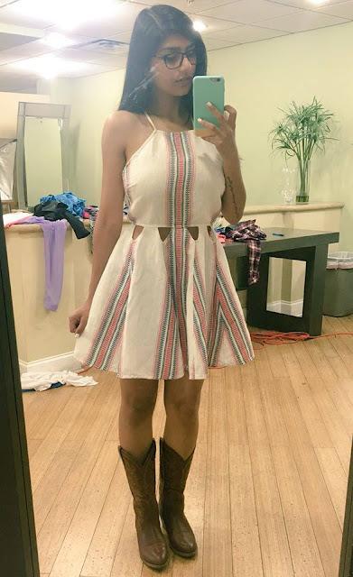 Mia Khalifa Hot Image