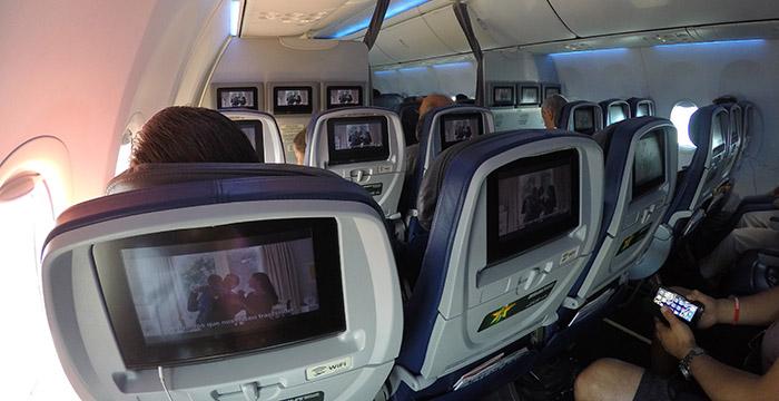 vuelos en México