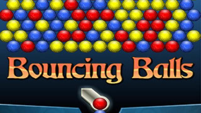 تحميل لعبة الكرة الحمراء bouncing balls للكمبيوتر برابط مباشر مجانا