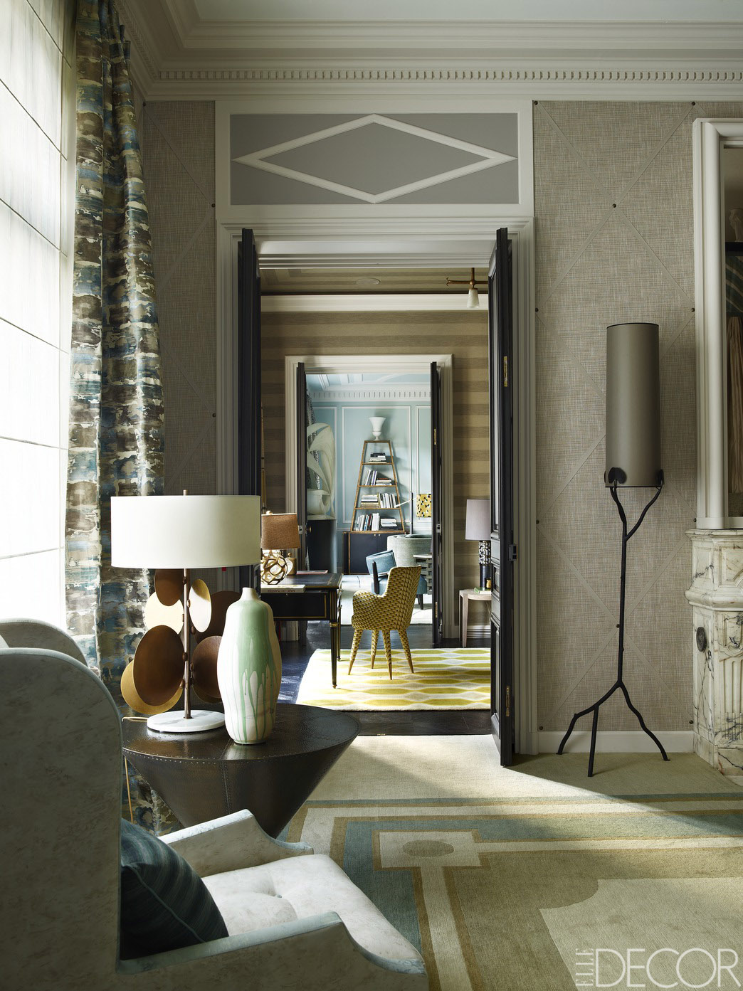 An Elegant French Home By Jean Louis Deniot Cool Chic