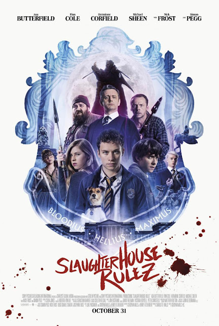 Slaughterhouse Rulez [2018] [BBRip 1080p] [Dual Audio]