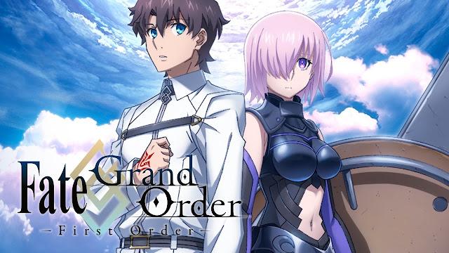 Fate/Grand Order: First Order (1/1) (499MB) (HDL) (Sub Español) (Mega)