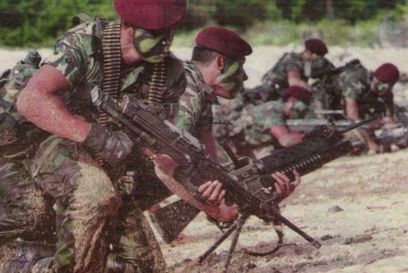 Bekas Komando Paskal Dedah Rahsia Ketenteraan Negara Yang Buat Musuh Gerun