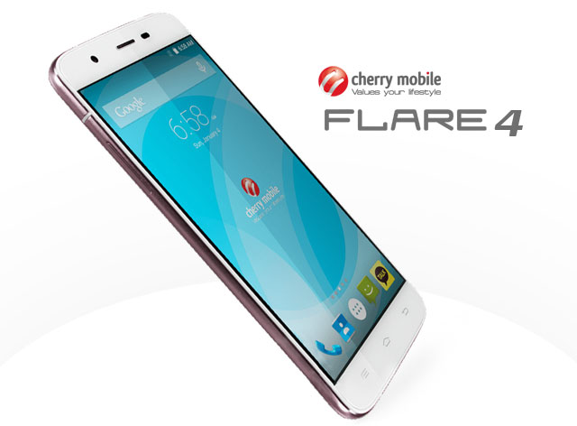 Cherry Mobile Flare 4