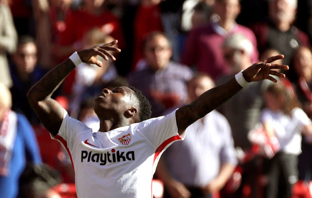 Crónica Sevilla FC 5 - Levante 0