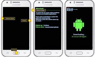 Cara Hard Reset Samsung Galaxy J7 Prime Lupa Pola