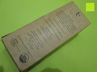 Verpackung Rückseite: Argan Oel - Biologisches Oel aus Marokko, 4 oz - Kalt gepresst und ausgezeichnete Feuchtigkeitsspendung fuer Haare, Haut, Nägel; Zur Behandlung von Frizz, vorzeitiger Hautalterung und Falten. Importiert aus Marokko von Beauty by Earth