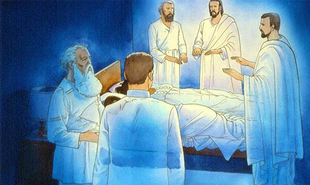5 coisas que acontecem quando doentes morrem
