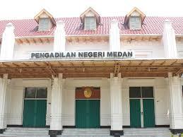 Pengadilan Negeri/Niaga/PHI/Tipikor Medan