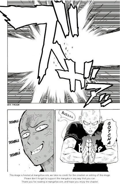 ONE PUNCH MAN CHAPTER 5 page 21