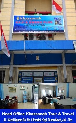 kantor khazzanah tours