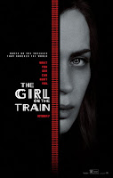 girl on the train poster 1