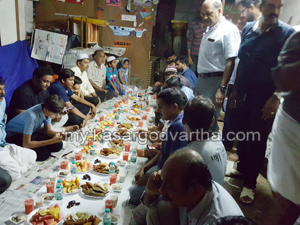 Kerala, News, Kasaragod, Ifthar meet conducted in leadership of District Police chief.