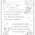 O CIRCO - TRABALHANDO VOGAIS/ NÚMEROS E QUANTIDADES/ DISCRIMINAÇÃO VISUAL- EDUC. INFANTIL