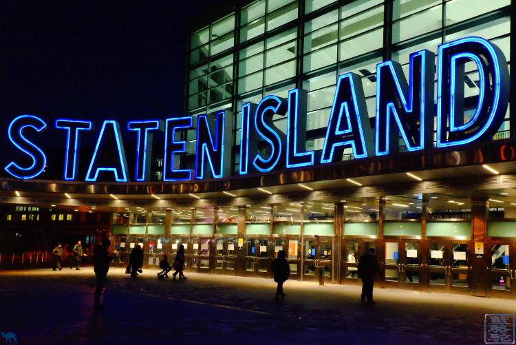Le Chameau Bleu - Blog Voyage New York City Ferry pour Staten Island - Séjour à New York USA