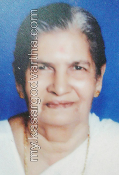 News, Obituary, Muthiyakkal Madhavi passes away.