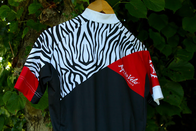 Apres Velo Performance Cycling Jersey
