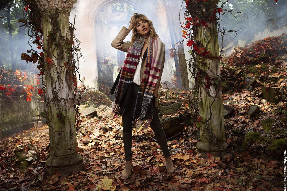 Moda mujer otoño invierno 2019 moda mujer.