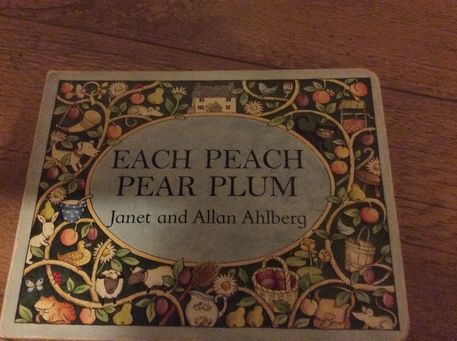 What Fred Read Reviews And Celebration Of Books For Young Children Each Peach Pear Plum