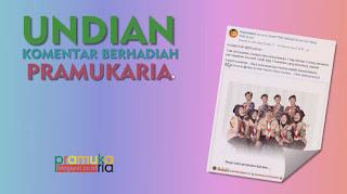 Pengumuman Pemenang Kuis Komentar Berhadiah Bulan Februari 2017
