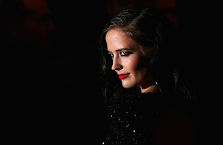Eva Green Black Background Image