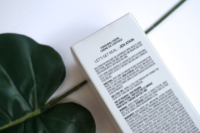 Ouai Haircare Finishing Créme