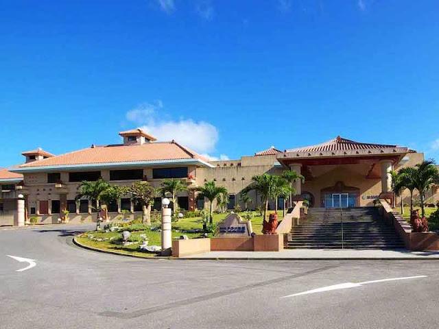 Kanna Thalasso, wide angle exterior view, Spa