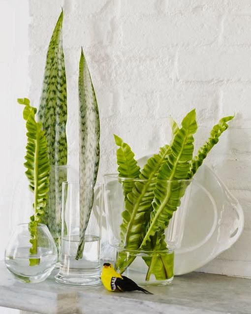Baú de ideias decorativas para sua casa: coisas simples da vida. Blog Achados de Decoração