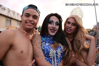 IMG 0085 - 13ª Parada do Orgulho LGBT Contagem reuniu milhares de pessoas