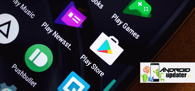 Google Play Store Got new Card Design: Get it Now!!