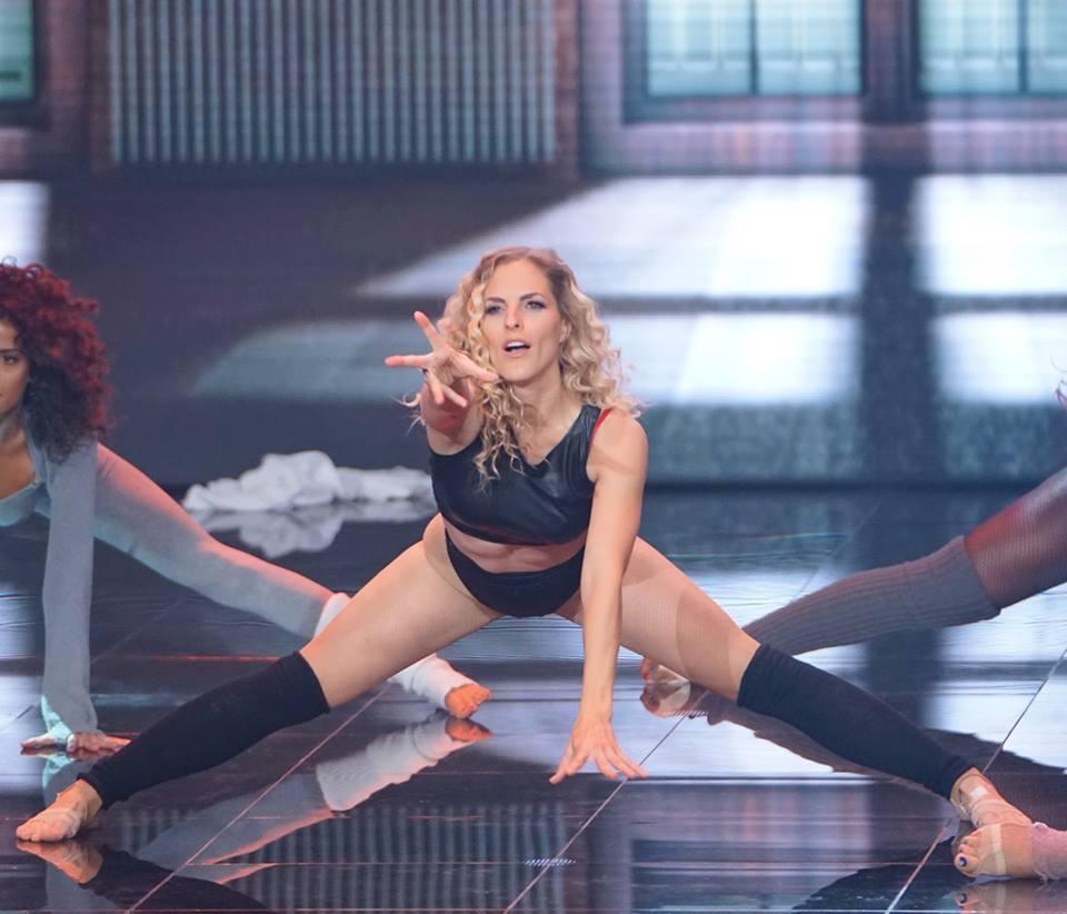 Giulia Lena Fortuna Dance Dance Dance 2017 Die Sechste Show
