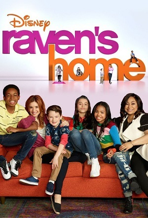 A Casa Da Raven - 2ª Temporada Séries Torrent Download completo