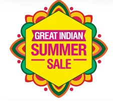Logo of Amazon Great Indian Summer Sale