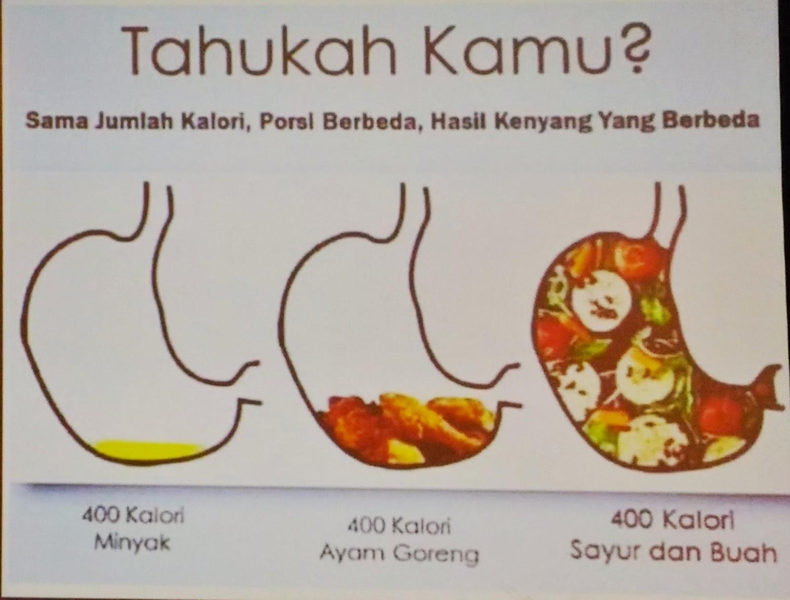 Tingkat obesitas Indonesia nomor 10 dunia