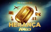 Promoção Herança Halls promocaoherancahalls.com.br