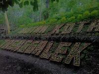 """Hutan Kota Trenggalek """"Rindang pepohonan di tengah perkotaan"""""""