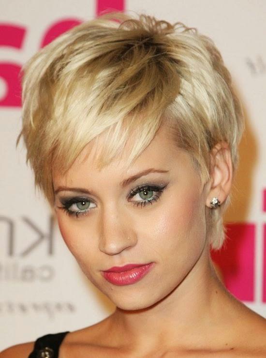 Frisuren Damen Asymmetrisch Schöne Frisuren