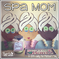 Spa Mom Mother's Day Gift