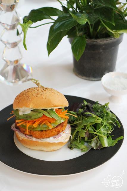 Avenia Burger Végétaux Test Avis Découverte