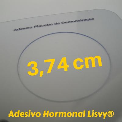 Adesivo hormonal lisvy®